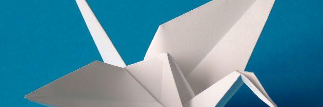 Folding paper-video