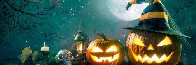 Halloween-vocabulary memory game
