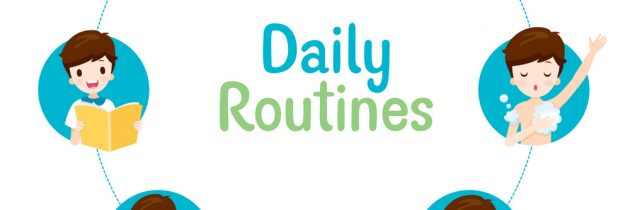 Daily routine-video