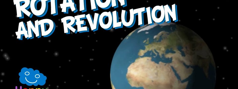 Planet Earth – Rotation and revolution