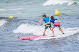 Surf for kids-video